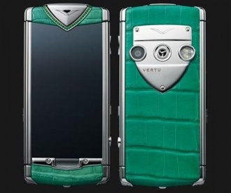 Vertu Constellation Touch Green