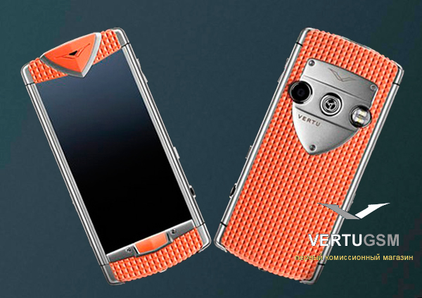 Vertu Constellation Touch